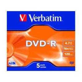 Verbatim DVD-R Pk 5