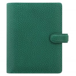 Filofax Pocket Finsbury Forest Green Organiser