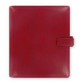 Filofax A5 Metropol Red Organiser
