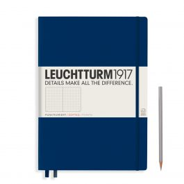 Leuchtturm Hardcover Master Classic Notebooks With Numbered Pages A4+ Dotted