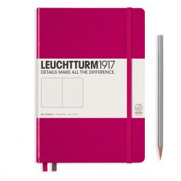 Leuchtturm Hardcover Notebooks With Numbered Pages A5 Plain