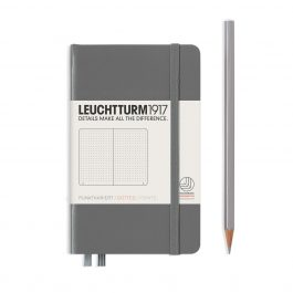 Leuchtturm Hardcover Notebooks A6 Dotted