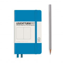 Leuchtturm Hardcover Notebooks A6 Plain