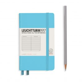 Leuchtturm Hardcover Notebooks A6 Ruled