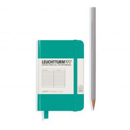 Leuchtturm Hardcover Notebooks A7 Ruled