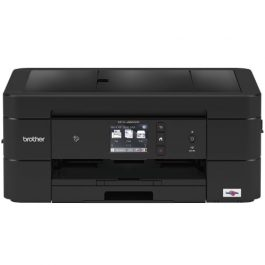Brother A4 Duplex Inkjet All-In-One Printer With Fax