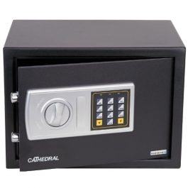 Cathedral Electronic Security Safe Medium
