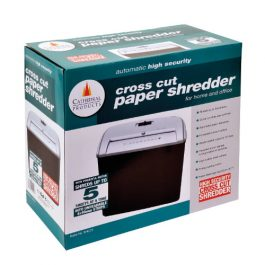 Cathedral Cross-Cut Shredder 5 Sheets