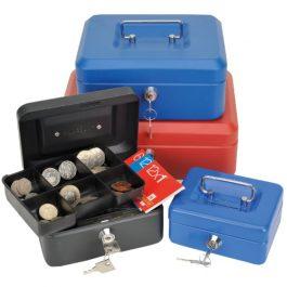 Cathedral Metal Cash Box