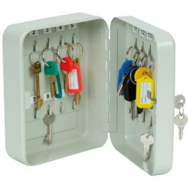 Cathedral Key Cabinet