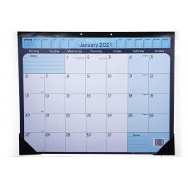 Collins 2021 Colplan A2 Monthly Desk Pad