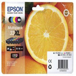 Epson Oranges T3357 Multipack 47ml