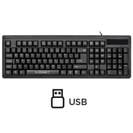 Q-Connect Wired Keyboard