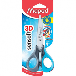 Maped Sensoft 3D Left Handed Scissors