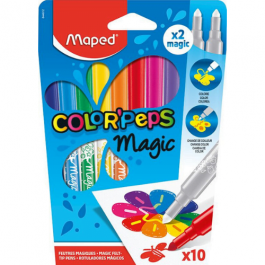 Maped Color Peps Magic Felt Pens Pk 10