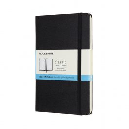 Moleskine Notebook Medium Dotted Black Hard Cover