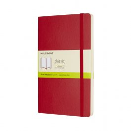 Moleskine Notebook Large Plain Soft Cover