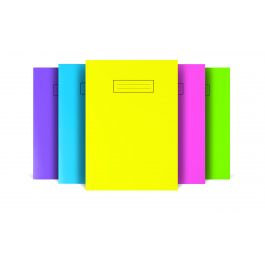 Silvine Bright Exercise Books