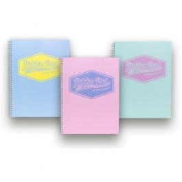 Pukka Pastel Jotta Wirebound Notebooks