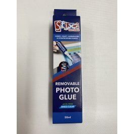 Stix2 Photo Glue 50ml Tube