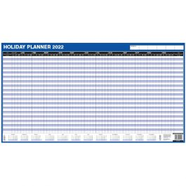 Simply Unmounted Holiday Planner 2022