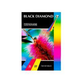 Black Diamond 100 x 150 mm Diamond Gloss 300 gsm Pk 20