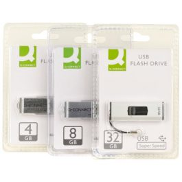Q-Connect Flash Drives USB 2.0