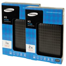 Samsung External Hard Drives USB 3.0