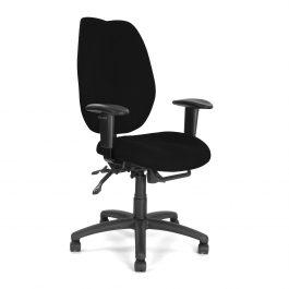 The London Chair Black