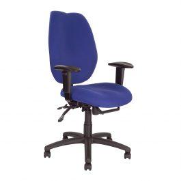 The London Chair Blue