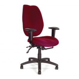 The London Chair Red