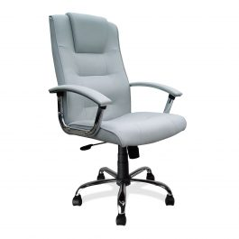 The Amsterdam Chair Silver