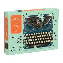 Just My Type: Vintage Typewriter 750 Piece Puzzle