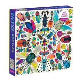 Kaleido Beetles Family 500 Piece Puzzle