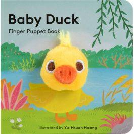 Baby Duck Finger Puppet Book