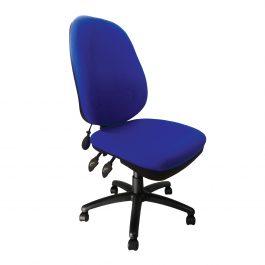 The Edinburgh Chair Blue