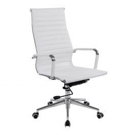 The Oslo Executive Chair White