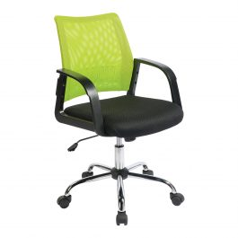 The Barcelona Chair Green