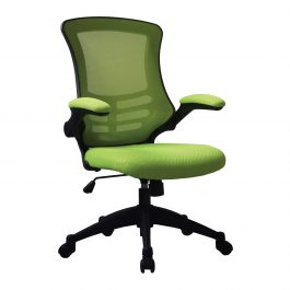 The Rome Mesh Operator's Chair Green