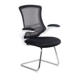 The Budapest Cantilever Chair Black