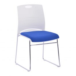 The Madrid Chair Blue