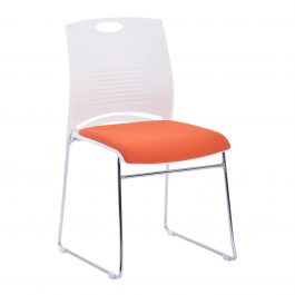 The Madrid Chair Orange