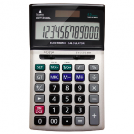 Cathedral 12-Digit Calculator with Tax Function