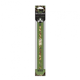 Helix Oxford Camo Limited Edition Folding Ruler 30 cm