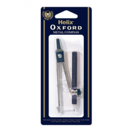 Helix Oxford Metal Compass And Pencil
