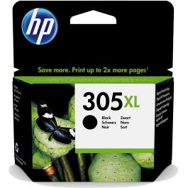 HP 305XL HY Black Ink Cartridge