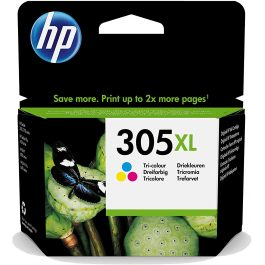 HP 305XL HY Tri-colour Ink Cartridge