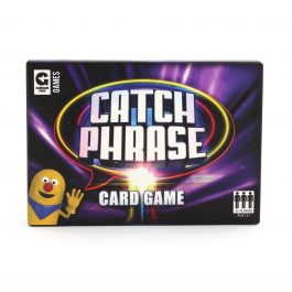 TV Card Game – Catchphrase