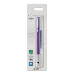 Parker Vector Fountain Pen Purple