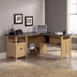 Teknik Home Study L Shaped Desk